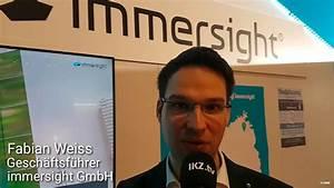 Virtuelle Realität Brille : ikz tv shot virtuelle realit t ohne brille immersight auf der ish 2017 ikz ~ Orissabook.com Haus und Dekorationen