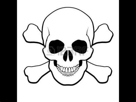 chaise tete de mort comment dessiner une tete de mort facilement