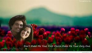 Anime images wallpaper love couples couple HD wallpaper ...