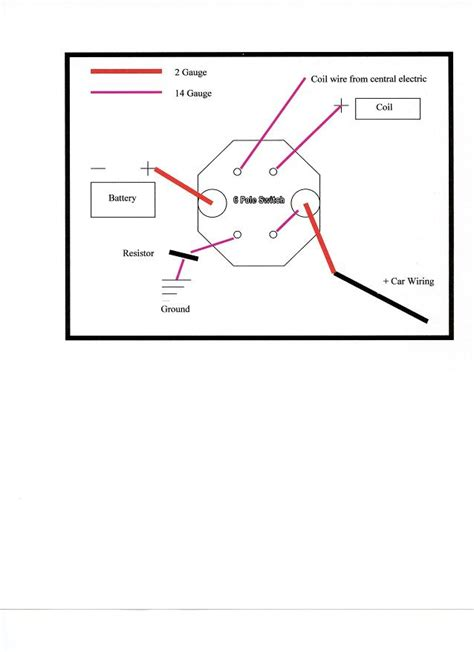 6 Wire Ignition Switch Diagram by Kill Cutoff Switch Wiring Help Pelican Parts Forums