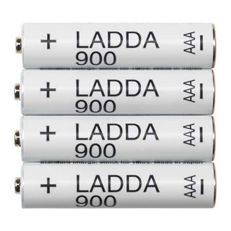 ladda pile rechargeable ikea