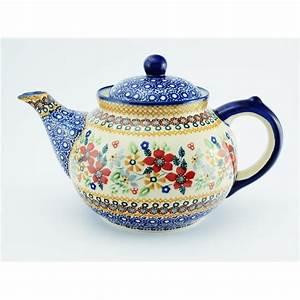 Teekanne 1 Liter : teekanne 1 5 liter 39 90 die bunzlauer ~ Whattoseeinmadrid.com Haus und Dekorationen