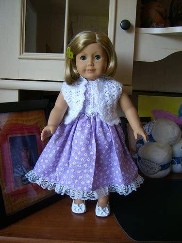 American Girl Doll Shrug Pattern Free