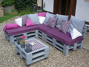 Sofa Für Balkon : kreative paletten ideen f r garten und balkon klonblog ~ Eleganceandgraceweddings.com Haus und Dekorationen