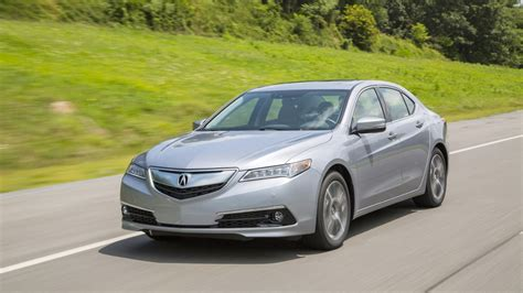 2015 acura tlx recalled to fix transmission glitch wrgt