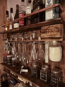 Weinregal Aus Weinkisten : die besten 25 weinregale selbst machen ideen auf pinterest weinregal weinregale und palette wein ~ Markanthonyermac.com Haus und Dekorationen