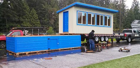 northwest shed movers cabin shed gazebo and barn moving