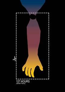 COMMONISTA, Minimal Movie Poster 127 HOURS (2010)
