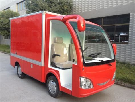 Electric Cargo Van, Electric Cargo Truck -changzhou Merry