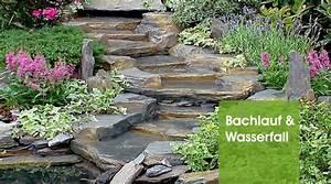 Bachlauf Im Garten : bachlauf wasserfall oase oase teichshop bachlauf teichtechnik oase ~ Pilothousefishingboats.com Haus und Dekorationen