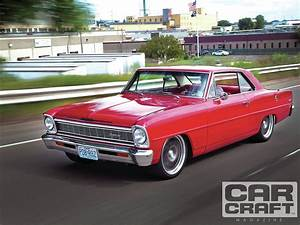 1966 Chevy Nova - Dedicated
