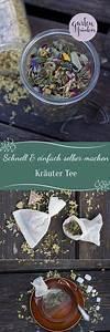 Lavendel Tee Selber Machen : tee ganz einfach selber machen jetzt bei garten fr ulein kr uter pinterest tee selber ~ Frokenaadalensverden.com Haus und Dekorationen
