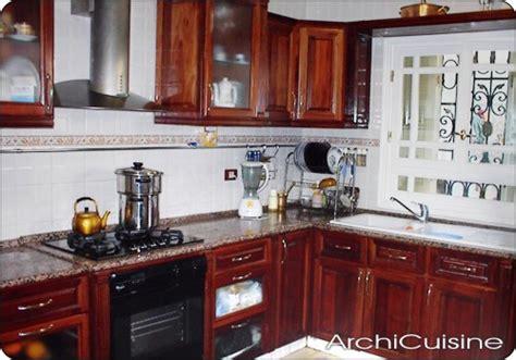 des cuisines en tunisie décoration cuisine tunisie
