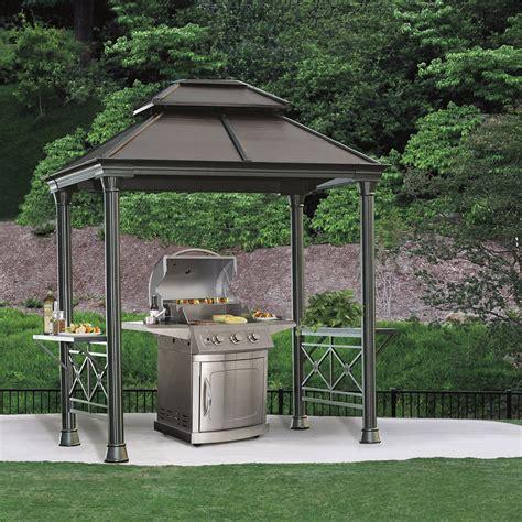 gazebo for grill gazebo design amazing aluminium gazebos for screened