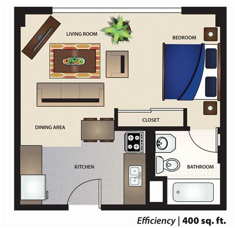 studio apartment under 400 sq ft 400 sq ft house plans beautiful 400 square indian house plans sq ft tamilnadu style