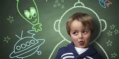 Rocket Kid Science Childhood Dreams Job
