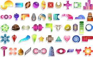Abstract Shapes Collection by Abstract Shapes Collection Clip At Clker Vector