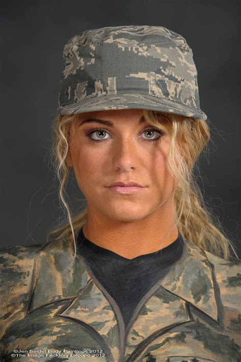 Military Body Paint Gallery By Professional Body Painter