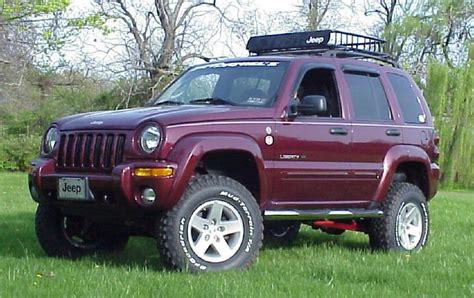 lifted jeep liberty 6 quot jba lift kit on jeep liberty kj yelp