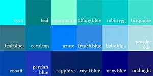 Shades Of Green Eyes Chart Shades Of Bluecolor Names Shades Of Blue Color Names