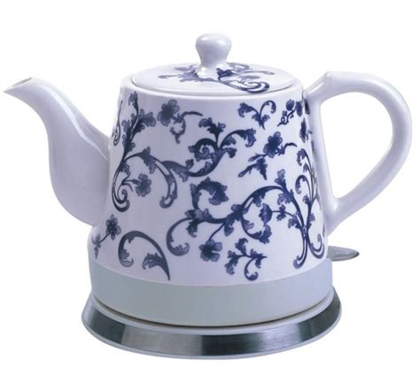 Ceramic Electric Kettle Porcelain Teapot Water Boiler Electric Ceramic Kettle   eBay