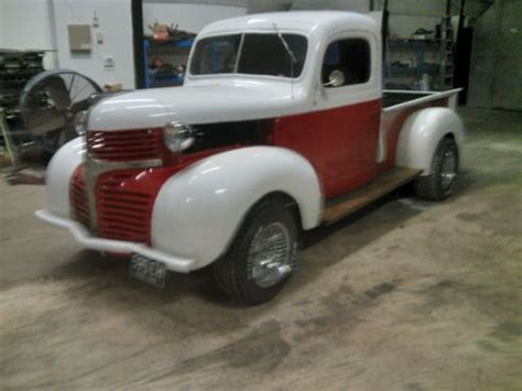 Sell Used 1940 Dodge Pickup Truck In Irvine, Kentucky
