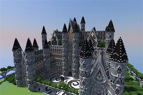 143 Best Images About Amazing Minecraft Builds On Pinterest