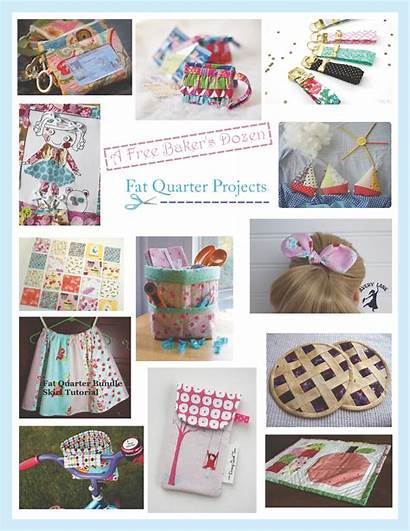 Sewing Fat Projects Quarter Project Tutorials Gift