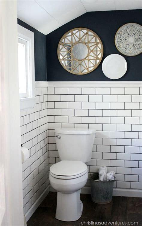 small bathroom makeover hale navy bathroom makeovers
