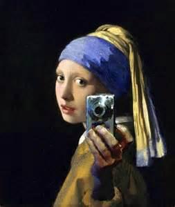 vermeer pearl earrings selfie girl with a pearl earring johannes vermeer