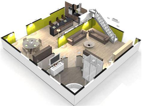 concevoir sa cuisine en 3d gratuit homebyme un site pour créer sa maison en 3d