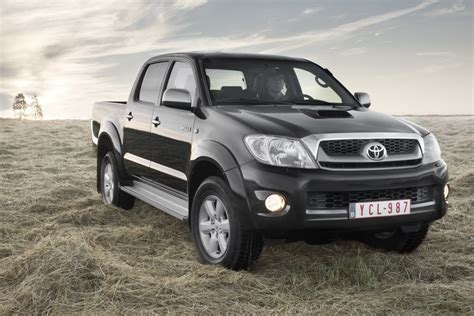 Toyota Hilux Photo by 2009 Toyota Hilux Facelift 25 High Res Photos And