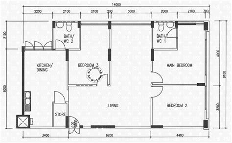 Floor Plans For Pasir Ris Street 12 Hdb Details  Srx Property