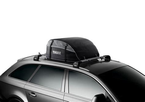 Nissan Pathfinder Thule Interstate Rooftop Cargo Bag