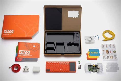 kit pc a monter kano diy computer kit un ordinateur pour enfant 224 monter soi m 234 me w3sh