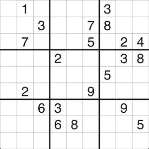 sudoku    medium  printable puzzles