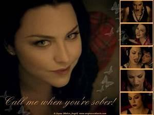 Call Me When You're Sober - Evanescence Wallpaper (1318974 ...