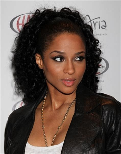 Ciara Curly Hairstyles by Hairstyles Ciara Naturally Curly Hairstyle