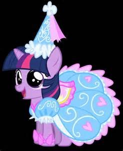 My Little Pony Twilight Sparkle Dress