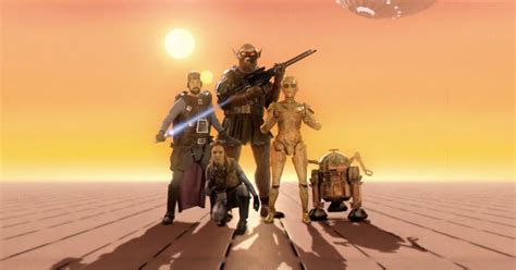 ralph mcquarries star wars concept art   life