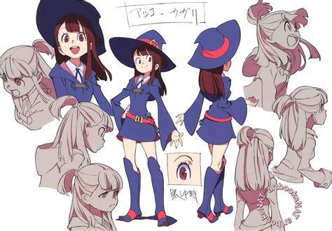 sailor collar a line dress akko kagari wiki anime amino