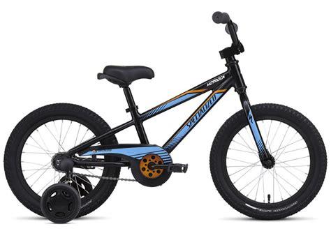 2017 Specialized Hotrock 16 Boys  Kids 16 Inch Bikes Erik's