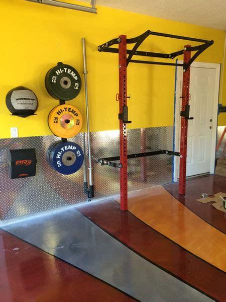 pimped  prx profile rack garage gym garage gyms