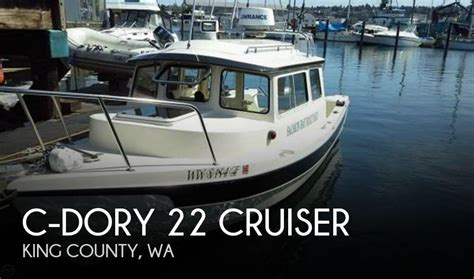 C Dory Boats For Sale Seattle canceled c dory 22 cruiser boat in seattle wa 088847