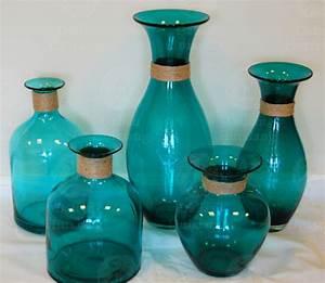 Modern Floor Vase FINK Bodenvase AFRICA Versilbert I Fink