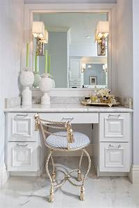 Miami, Lucite, Vanity, Chair, Bathroom, Traditional, With, Kitchen, And, Bathroom, Designers, X6, Tile, Ideas