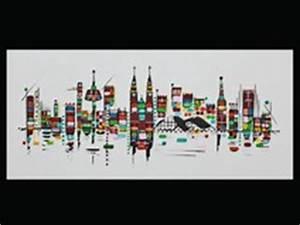 Leinwand Köln Skyline : skyline leinwand acryl 80 individuelle produkte aus der ~ Sanjose-hotels-ca.com Haus und Dekorationen