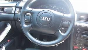 2000 Audi A6  Gray - Stock  5192a - Interior