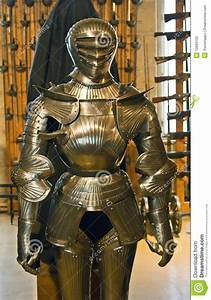 Design A Knight Game King 39 S Armor Stock Photos Image 10993103