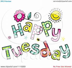 Good Morning Tuesday Clipart